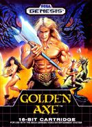 Golden Axe Genesis