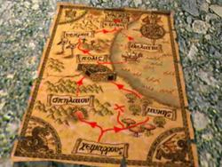 TRoDA Map