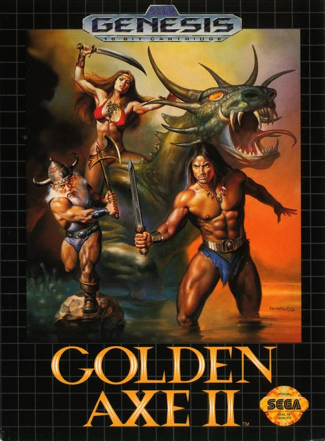 Image result for golden axe 2