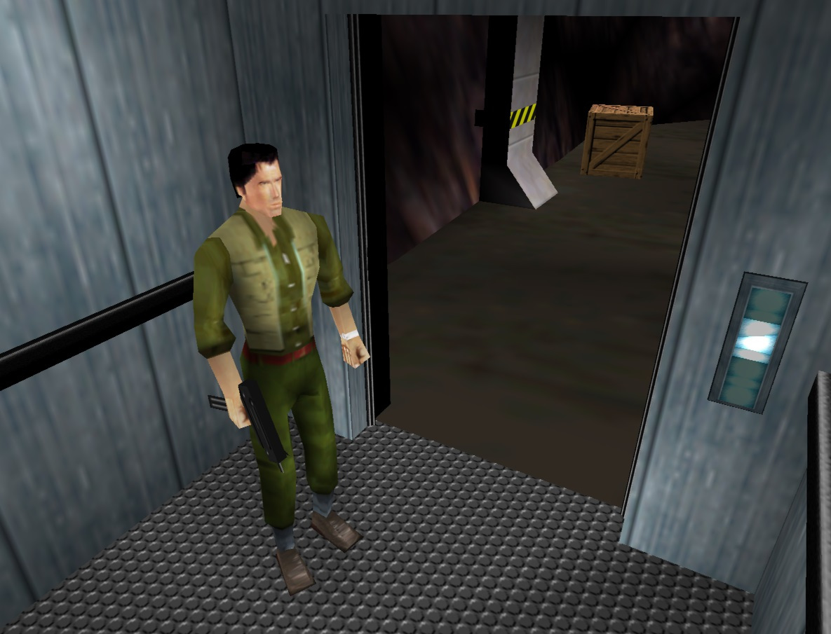 how to get hidden levels goldeneye