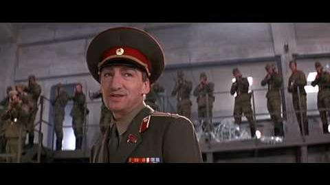General Ourumov Says You Can't Win