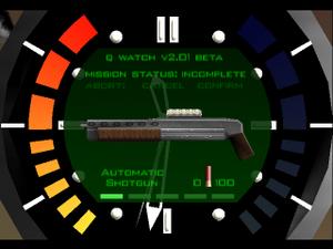 Automatic Shotgun
