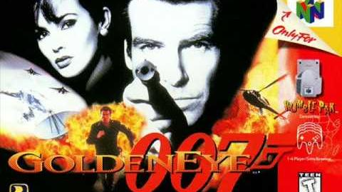 Goldeneye 007 (Music) - Control Center