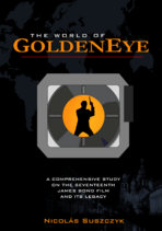 The World of GoldenEye Book Cover