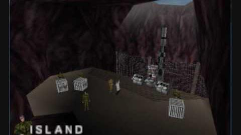 Island - Custom Goldeneye 64 level - by Tim Azevedo