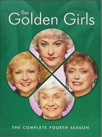 Golden-Girls Season 4 DVD