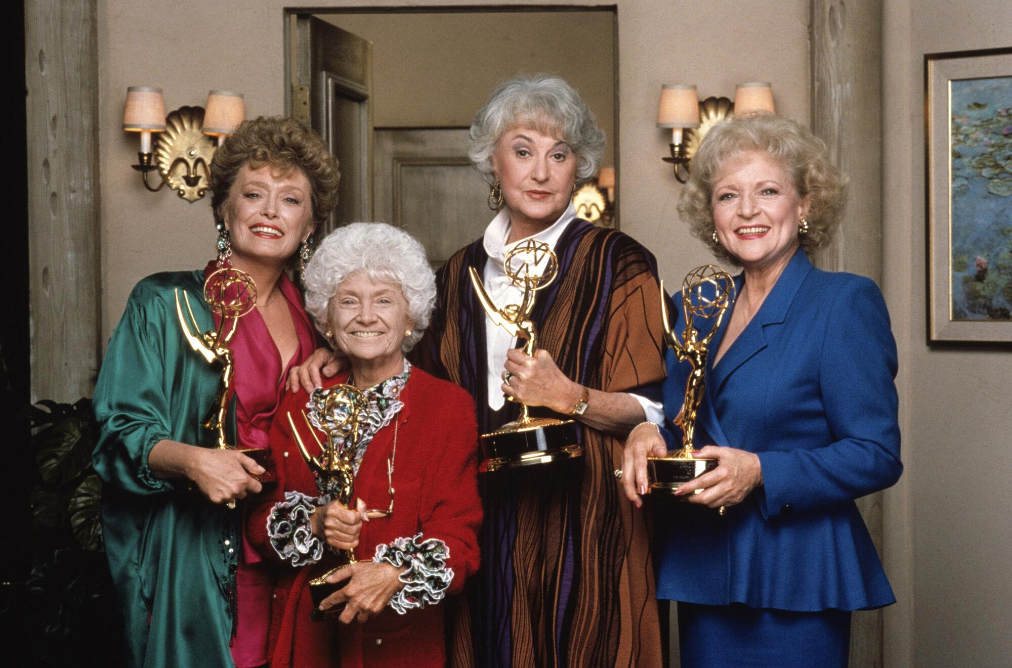 Image result for the golden girls Emmys