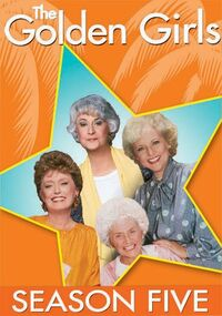 Golden-Girls Season 5 DVD