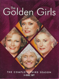 Golden-Girls Season 3 DVD