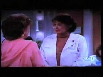 Blanche Devereaux on Nurses