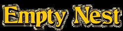 Empty Nest lighter logo script