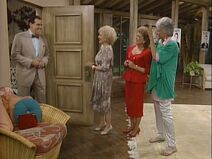 058 - The Golden Girls - Strange Bedfellows