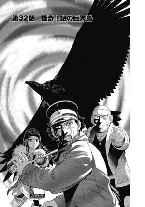 Golden Kamuy Chapter 32