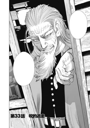 Golden Kamuy Chapter 33