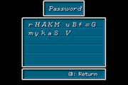 Bronze Password