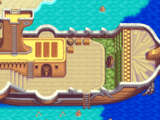 Lemurian Ship