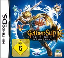 Golden Sun - Die dunkle Dämmerung - Cover