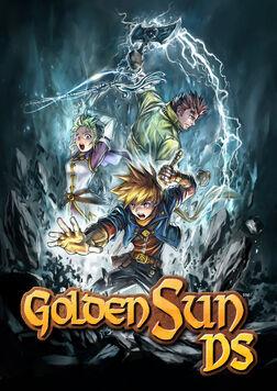 Golden Sun DS Artwork