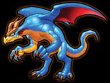 Blue Dragon monster line
