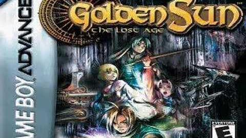 Golden Sun TLA-Doom Dragon Battle (only music)