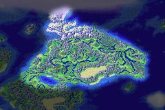 Mapa angara