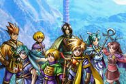 GoldenSun wallpaper made byCS2 by Kamikaze718