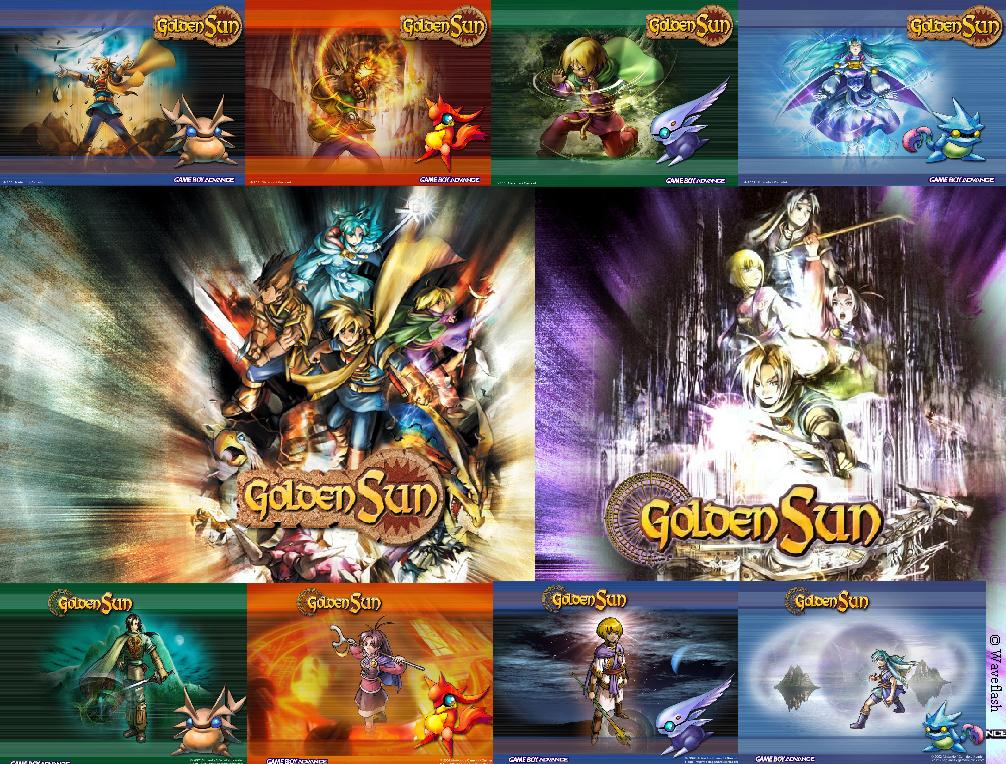 Golden Sun Combination