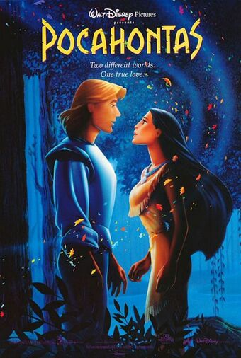 Pocahontas 1995 Film The Golden Throats Wiki Fandom