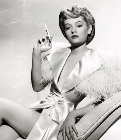 Alexis Smith night and day