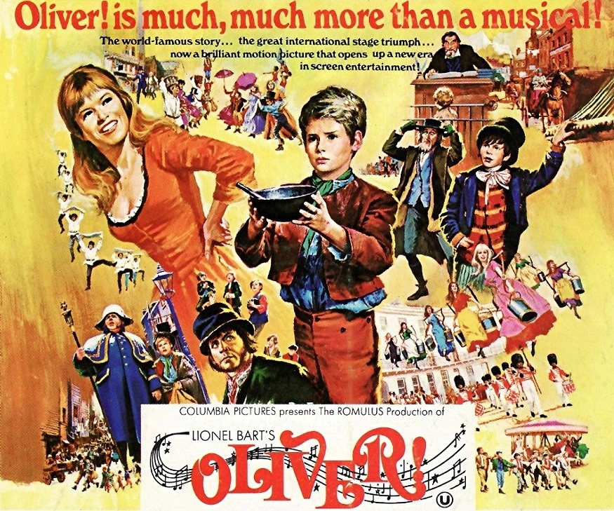 Image result for oliver 1968