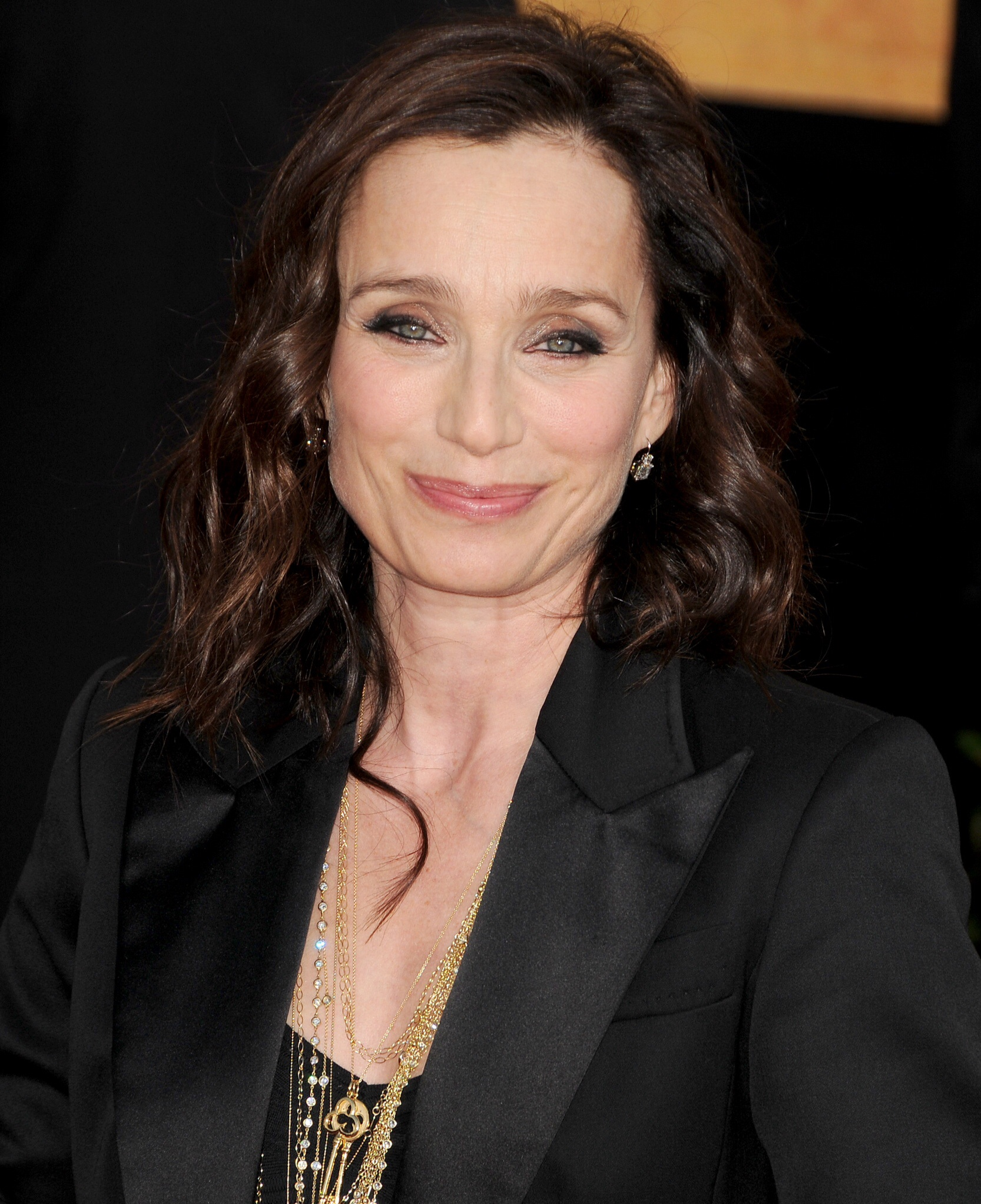 Kristin Scott Thomas (born 1960) Kristin Scott Thomas (born 1960) new photo