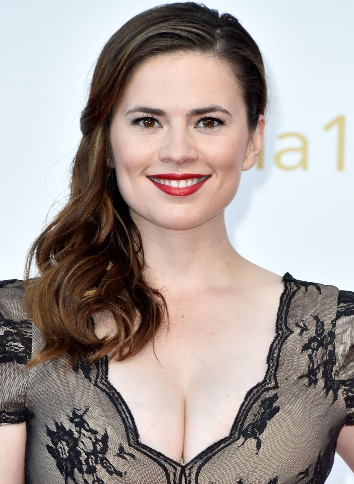 Hayley Atwell | The Golden Thr...