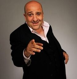 Omid Djalili The Golden Throats Wiki Fandom Powered By