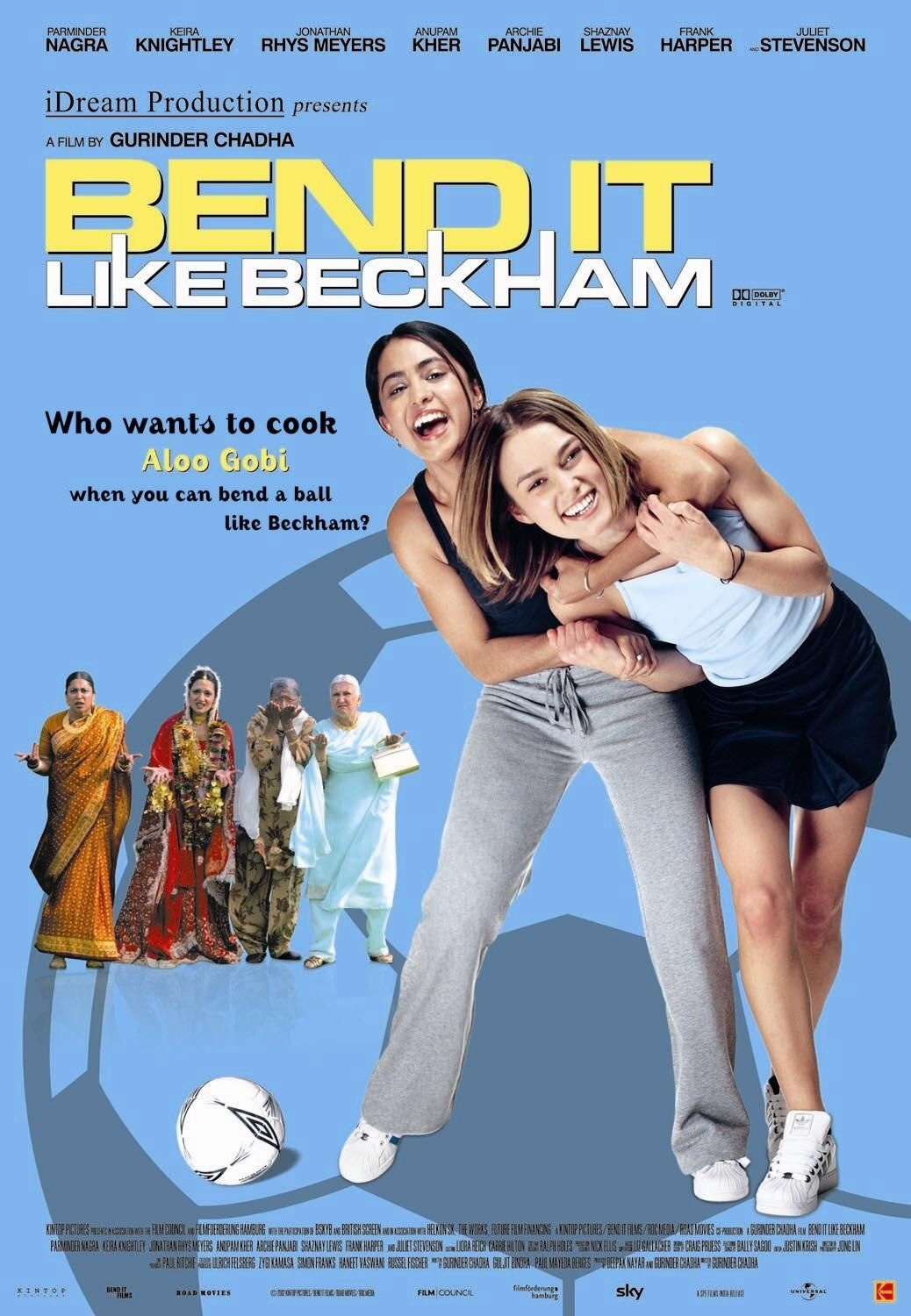 Bend it Like Beckham Game - Play Bend it Like Beckham Game ...
