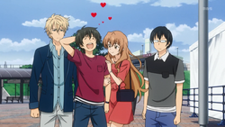 Reset | Golden Time Wiki | FANDOM powered by Wikia