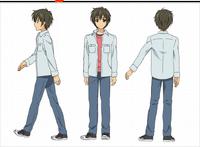 Banri Tada Character Sheet 2