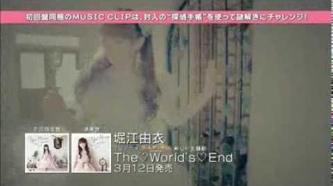 堀江由衣「The♡World's♡End」(YouTube Ver.)