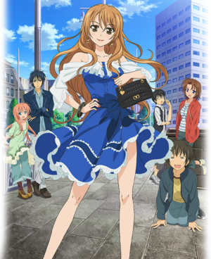 The Original Golden Time Was A Light Novel Series Written By Yuyuko Takemiya It Eventually Adapted Into Manga And An Anime Adaptation