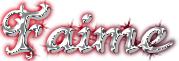 Faime Name logo