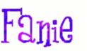 Fanie Choice Logo