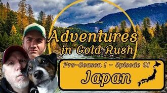 PS01 EP01 Japan Adventures in Gold Rush