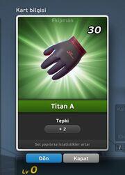 Titan A Eldiven