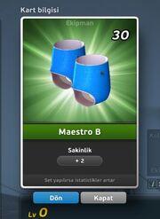 Maestro B Bacak
