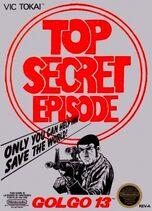 Golgo 13 Top Secret Episode (cover art)