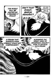 Mazinger manga dr