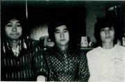 Ken Ishikawa, Go Nagai & Hiroshi Koenji (circa 1975)