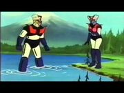 Mazinger z and minerva x anime