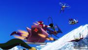 Santa Mechanical Beast Mazinger Z Infinity