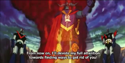 Great General Of Darkness In The Movie He Fights Mazinger Z