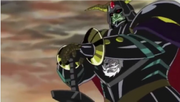 Great General Of Darkness In The Movie He Fights Mazinkaiser